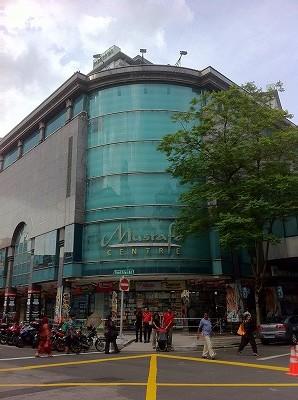 シンガポールのドンキホーテ ムスタファセンター